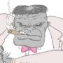 Hulk Grey by RockBullet