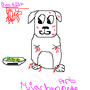 Doctor Hell's Dog (Uncolored) by MiaChanNeko