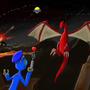 Eggboy and Dragon by Eggboy122