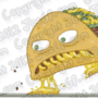 Taco Monster Boss by WaldFlieger
