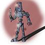 Robot Mark I by TemplarOfBacon