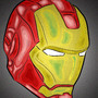 Iron Man by Gatho
