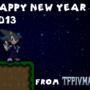 HAPPY NEW YEAR 2013 by tfpivman