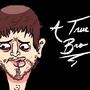 BroJon : A Portrait of Tru Bro by Croire