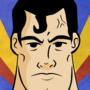 Superman: Man of Steel by creepyboy