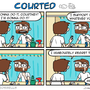 Courted, #1 by KupaMan