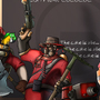 TeamFortress2 Coloring Contest by VenomEXsoldier