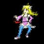 Mahou Shoujo Pyromaniac-tan by Y0k41