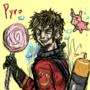 Pyro - Unmasked by Ba-Yo