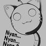 Nyan Bomb by TechLeSSWaYz