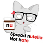 Spread Nutella Not Hate by TechLeSSWaYz