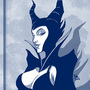 Maleficent's bra by pablocomics