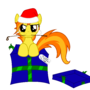 Gift Wrapped Spitfire! by Kneezle