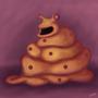 Jelly Monster, U Jelly? by Luwano