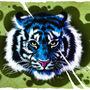 Blue Tiger by itsKris