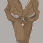 Darksiders 2 Death's mask by Derpingtimmy