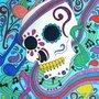 Music Sugar Skull by tonitiger415