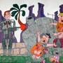 Flintstones Vs Jetsons by tonitiger415