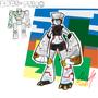 Minecraft Gaijinka 1 of 12 by Caligator