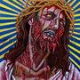Zombie Jesus by ZombifyStudios