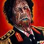 Colonel Gaddafi by ZombifyStudios