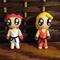 Chibi Ryu & Ken