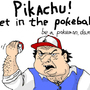 Be a Pokemon by Riosha