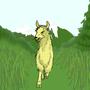 Crazy llama attacks by oldcapitalcomics