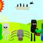 Minecraft Mainland Mobs by LFL