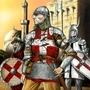 Crusaders by Lowgan