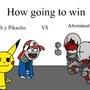 picachu VS abomination