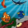 Under Da Sea by EpilepticEmus