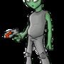 Alien by bemlok