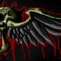 skull bird el o el by UltimatePoke