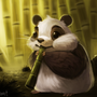 Panda? - 35 Minutes by Cryptid-Creations