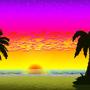Shoreside Sunset by seltekkodes