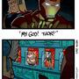 Superhero Toys by ToonHole