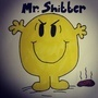Mr Shitter by Gaz-Metal