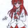 Red Rose Ib by Helgasts