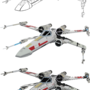 X-wing Vector'd by PhattyNG