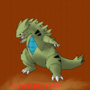 pokemon: tyranitar by Rubix-N00B