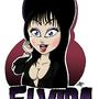 Elvira by IkaroKruz