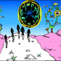 Collourfull Time Machine by xicos12