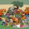Pokemon Family portrait