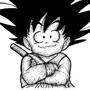 Kid Goku by Stark-Heather