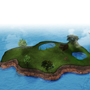 island of 3D by justice511