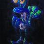 Mr. Mantis by Megaphonic