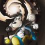 Bun & Industrial Revolution by StudioStobie