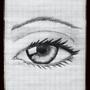 Eye by usaku