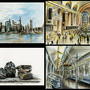 NYC Observation Paintings by LilioTheOne